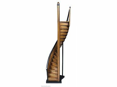 Lighthouse Steps Architectural  Wooden Handmade Model AR013