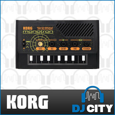 Monotron-Delay Korg Synthesizer Space Delay