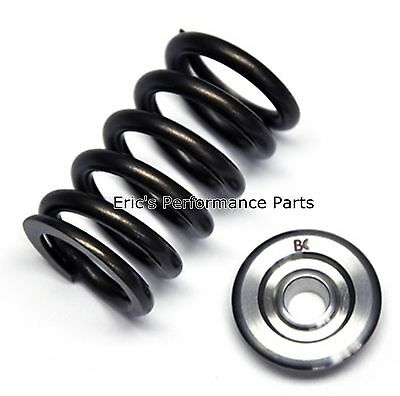 Brian Crower BC0300S Valve Springs Chromoly Retainers Kit Toyota 2JZ-GTE 2JZGTE