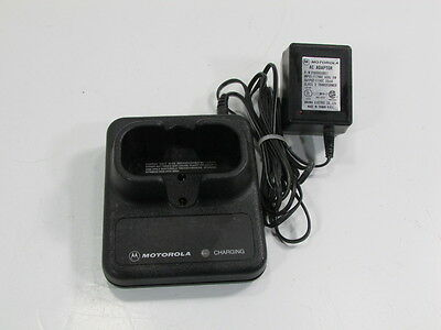 Motorola Charger Hln8371A And Adapter 2580659801