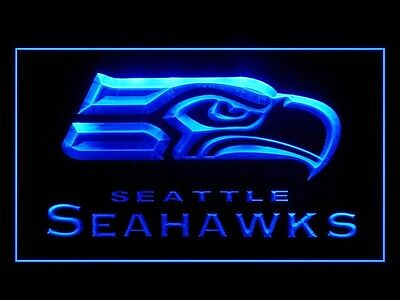 Seattle Seahawks LED Sign Neon Light Sign Display