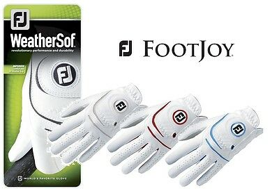 Fooyjoy Mens Weathersof Golf Gloves 2015 Fashion colours
