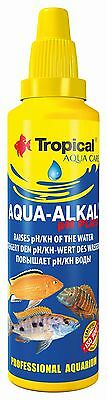 Tropical Aquarium Fish Tank, pH PLUS, RAISES pH/KH Water Treatment, Conditioner
