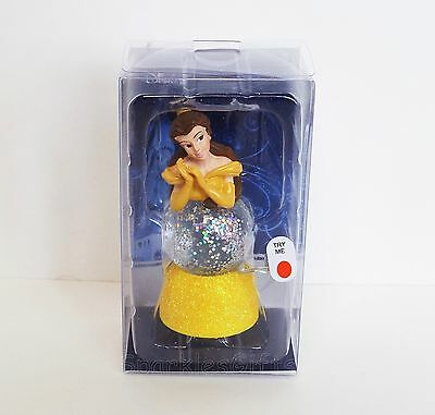 Disney - Beauty and the Beast - Belle 35mm Sparkler Water Globe 24303