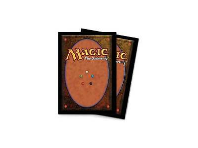24 ULTRA PRO OVERSIZED MAGIC CARD BACK DECK PROTECTORS SLEEVES MTG Commander