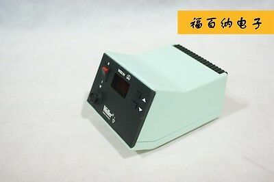 Used Good Weller WSD 81 Soldering Station,No cable and iron!!! #ES2