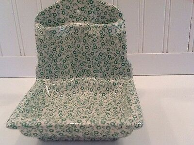 Felicity Green Burleigh Toothbrush Holder Country Cottage Bathroom Kitchen