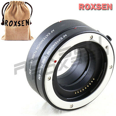 Auto Focus Macro Extension Tube Adapter 10 16mm for Canon EF-M mount EOS M M2 M3