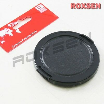52mm Plastic Snap on Front Lens Cap Cover for DC SLR DSLR camera DV Canon Sony