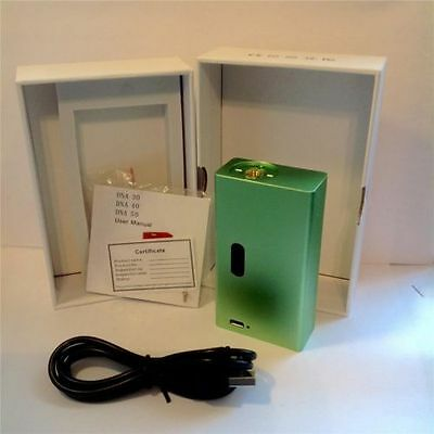 NEW DNA 30 BOX MOD Variable WATTAGE & VOLTAGE 30 WATTS of POWER! US SELLER!