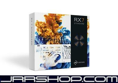 iZotope RX 7 Standard Audio Editor eDelivery JRR Shop