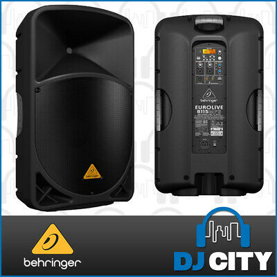 B115-MP3 Behringer Active 15 Inch Speaker 1000watt with MP3 Player