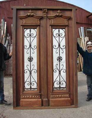 Incredible opportunity Antique Restored Double Entry Door B1001