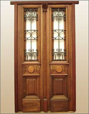 Double Entry Door A1329