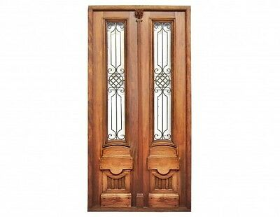 Double Entry Door A1400