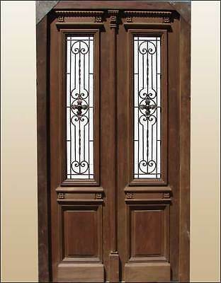 Double Entry Door B1253