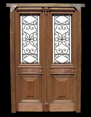 Double Entry Door B1064