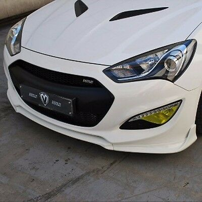 M&S 3-Piece Front Lip for Hyundai Genesis Coupe 2013+