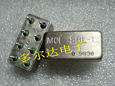 1 pcs Mini-Circuits MCL SBL-1 Microwave RF Frequency Mixing Mixer #J698 lx