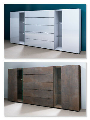 Anrichte Schrank Tv Board Highboard Sideboard