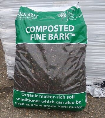 70L sack of Melcourts RHS endorsed Professional peat free Garden Compost