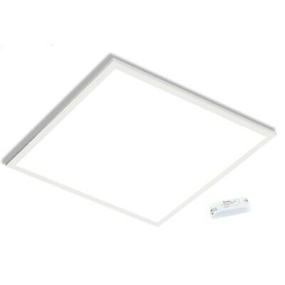 600 x 600mm 36W LED Ceiling Flat Tile Panel Light Downlight Bulb Daylight 6500k