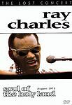 Ray Charles: Soul of the Holy Land - The Lost Concert, New DVD, Ray Charles, Cha