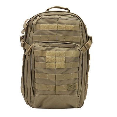 5.11 Tactical Genuine Rush 12 Backpack SANDSTONE