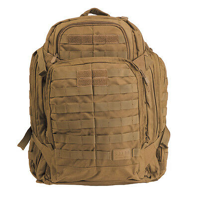 5.11 Tactical. Genuine Rush 72 Flat Dark Earth Large Back Pack