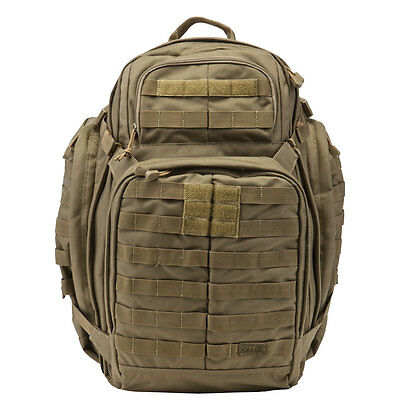 5.11 Tactical. Genuine Rush 72 Sandstone Large Back Pack
