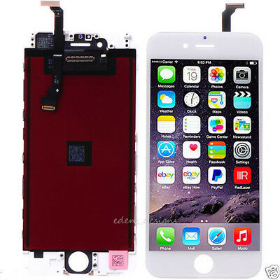 """White Replacement For 4.7"""" iphone 6 LCD Display Screen Touch Digitizer New A++++"""