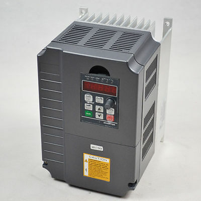 New 7.5Kw 380V 19A 10Hp  Variable Frequency Drive Inverter Vfd Free Postage
