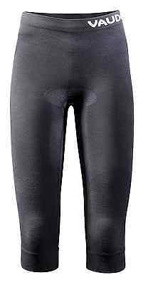 Vaude Womens Seamless 3/4 Tights (black)