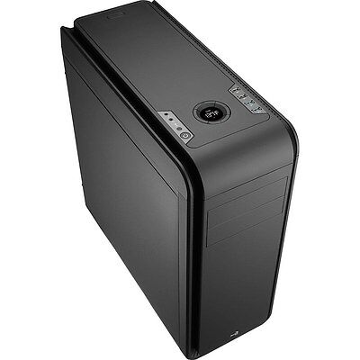 Aero Cool DS 200 Black Full Tower Gaming Case - USB 3.0