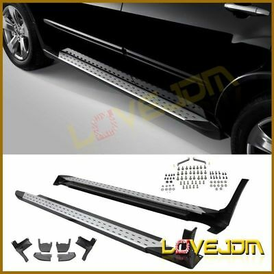 Fit 07 08 09 Acura MDX Side Step Nerf Bars Rails Running Boards OE Style