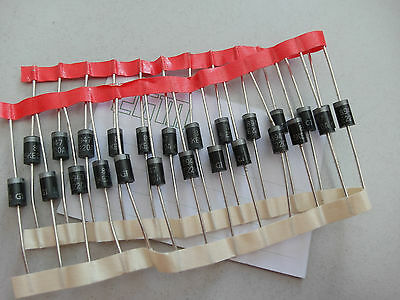 25x 1.5KE220A, TVS Diode, 220V,DO201 unidirection, GI  (Lager G126)