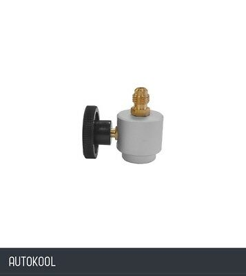 """Mastercool Refrigeration Air Conditioning 1/4"""" Sae Can Tap Valve 85510-E"""