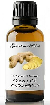 Ginger Essential Oil - 100% Pure and Natural - US Seller!