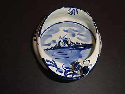 CUTE DELFT HAND PAINTED MADE IN HOLLAND DISH