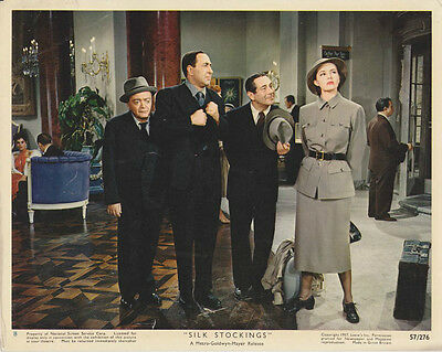 Silk Stockings - Cyd Charisse Peter Lorre Original 1957 Release!