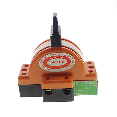100A Two Pole Double Throw Knife Disconnect Switch