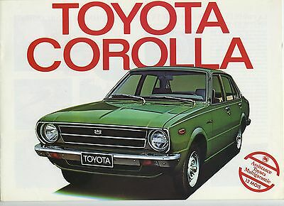 (102) Catalogue Toyota Corolla