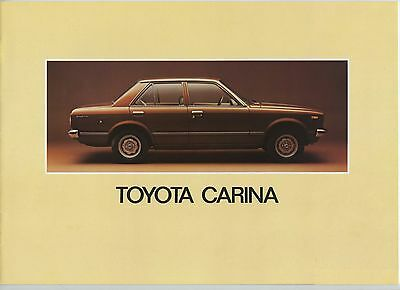 (102) Catalogue Toyota Carina
