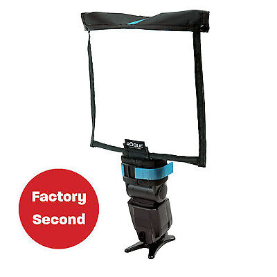 FACTORY SECOND: Rogue LARGE FlashBender 2 & Diffusion Panel - Flash Bender
