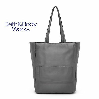 Nwt Bath & Body Works Large Travel Shopping Carry Bag Shoulder Tote Purse