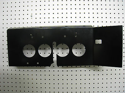 Legends Race Car, Baby Grand Racing, Heat Shield Coil Mount, 105X00X208-AMS