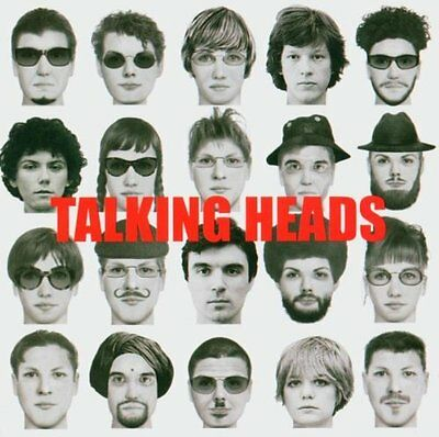 Talking Heads - The Best Of Cd Album (Greatest Hits)