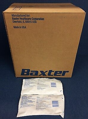 "Box of (60) Baxter Mini-Infuser Microbore Extension Set 2C9204 - 0.62mL 37"" Lg"