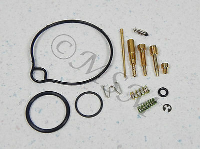 83-85 Honda Nh80 Aero 80 New Keyster Carb Carburetor Repair Kit 0201-128