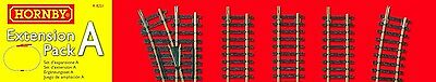 Hornby R8221 00 Gauge Track Extension Pack A. Brand New